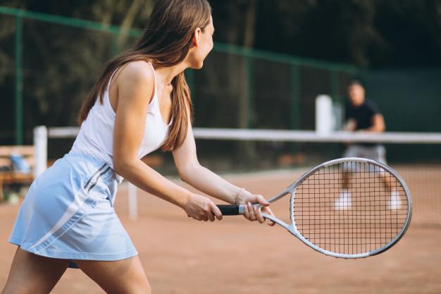 dame tenniskleding