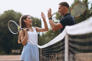 dameskleding tennis